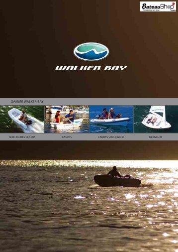 Catalogue WALKER BAY - Pneuboat.com