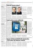 """""""Reppuun ei tarvita meikkilaukkua"""" - Espoon seurakuntasanomat - Page 4"""
