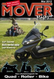 Customshow - Mover Magazin