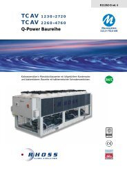 Q-Power Baureihe - Rhoss