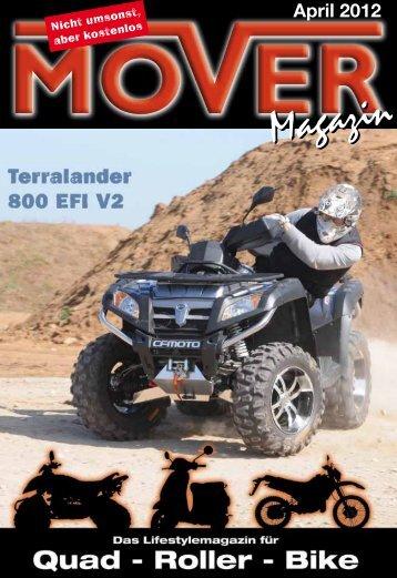 Viele - Mover Magazin