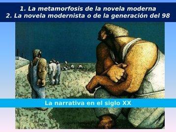 La narrativa en el siglo XX - Mallorca