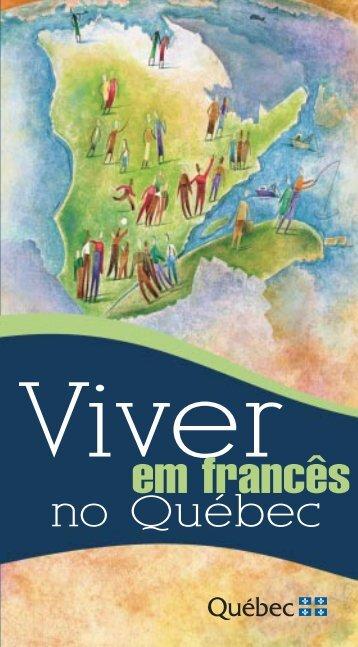 Cover Portuguais - Secrétariat à la politique linguistique