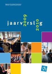 Jaarverslag 2009-2010 - Avs