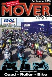 Mover-Magazin - September 09