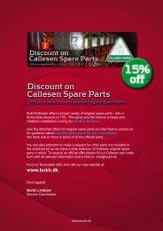 Callesen - Assorted Parts - BUKH A/S
