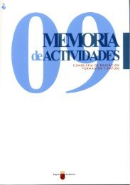 Memoria 2009 23/06/2010 14:57:15 - Educarm