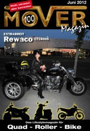 Mover Magazin Juni 2012