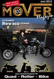 Mover Magazin Juni 2012