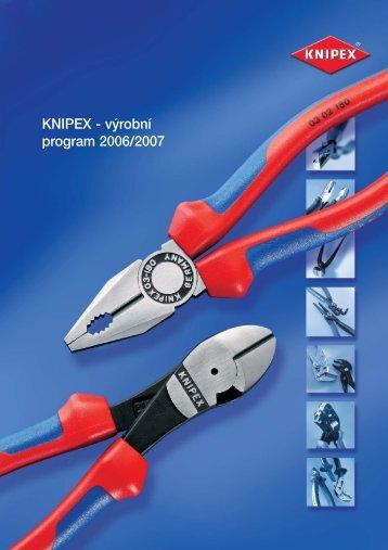 knipex katalog cz 2006-07