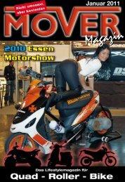 MXU 500 IRS 4x4 LoF DX - Mover Magazin