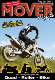 August 11 - Mover Magazin