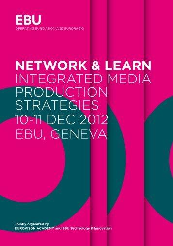 full programme - Ebu