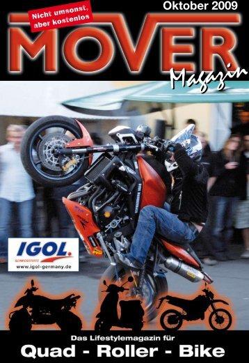 Allzeit bereit – und das zu jeder Jahreszeit - Mover Magazin