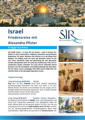 Israel - Irantia