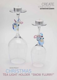 Design Project Christmas Tea Light Holder ... - Create Your Style