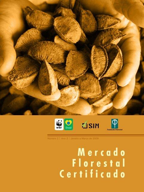 Boletim Mercado Florestal Certificado