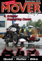 Schlesientour 2010 - Mover Magazin