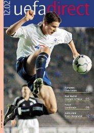 European Club Forum Real Madrid triumph in Tokyo 05 Futsal ...