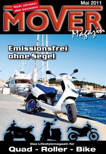 Alle Zeichen stehen auf Sommer - Mover Magazin