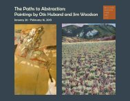 View the Exhibition Catalogue PDF - William Reaves Fine Art