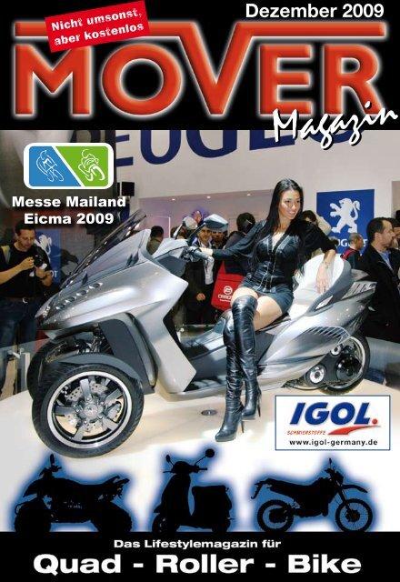Dezember 09 - Mover Magazin
