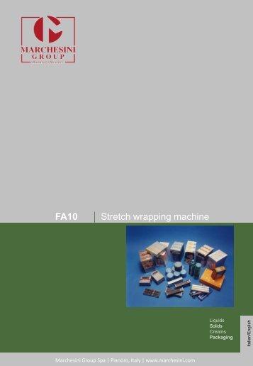 FA10 - Marchesini Group