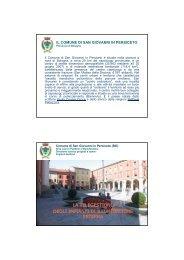 l'esperienza di San Giovanni - Centro CISA