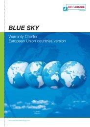 BLUE SKY - Air Liquide Welding