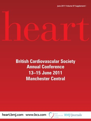 Full Supplement - British Cardiovascular Society
