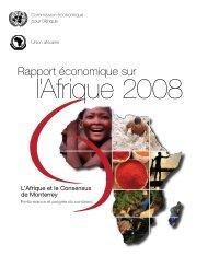 Télécharger - Ministère de l'integration africaine - Gouvernement