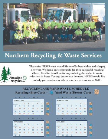 March 2008 - Northern Recycling and Waste Services