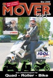 Mai 09 - Mover Magazin