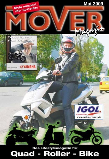 Mai 09 - Mover Magazin