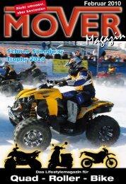 Bike 2010 - back again - Mover Magazin