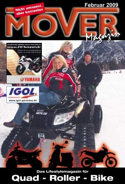 Februar 09 - Mover Magazin