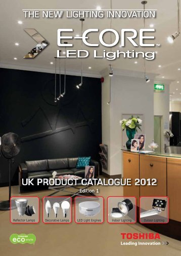 THE NEW LIGHTING INNOVATION UK PRODUCT ... - FibreLED