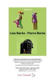 Lise Barès - Centre Culturel des Carmes