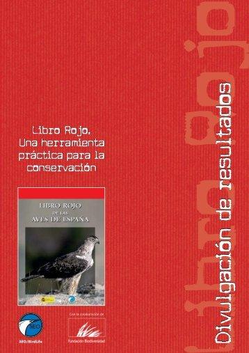 Libro Rojo de las Aves - SEO/BirdLife