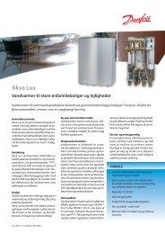 Akva Lux - Danfoss Redan A/S
