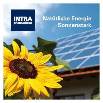 Download (pdf, 245kb) - INTRA photovoltaics