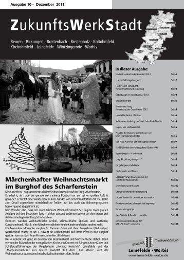 Birkungen - Breitenbach - Breitenholz - Stadt Leinefelde Worbis