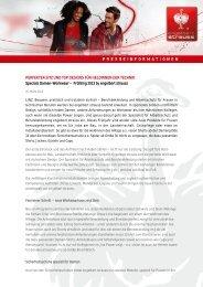 Frühling 2013 by engelbert strauss - Presse - engelbert strauss