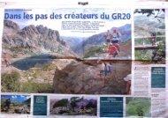 Corse Hebdo GR20 16 - Blog Corse sauvage