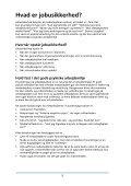 Hent Jobusikkerhed på arbejdspladsen - Industriens ... - Page 5