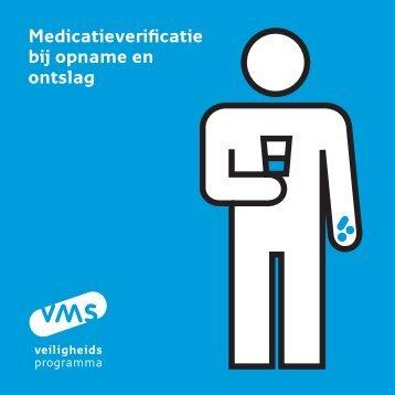 Medicatieverificatie bij opname en ontslag - VMS