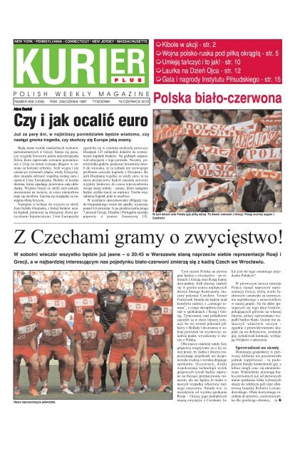 Z Czechami Gramy O Zwyciästwo Kurier Plus