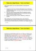 Inhalt 3. Spezielle Algorithmen - Page 7