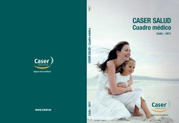 Cuadro médico 2011 - Sindicato SAE