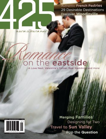 425 Magazine - January / February 2009 - Elite Fitness Training